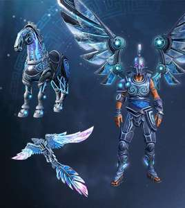 Immortals Fenyx Rising Shivering Character pack free with Amazon Prime