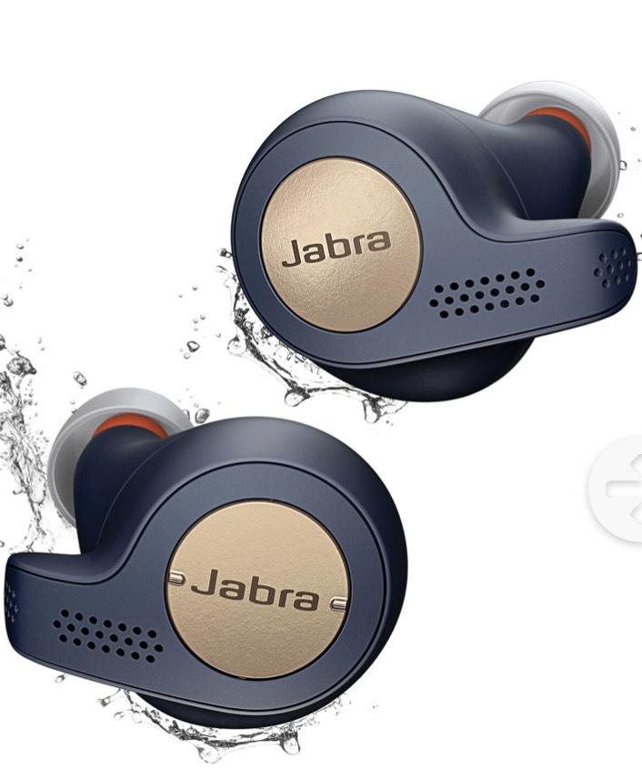 Jabra Elite Active 65t Bluetooth Wireless Headphones (Manufacturer Refurbished) - £64.99 delivered @ Jabra / eBay