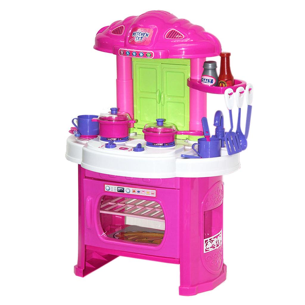 Kids Toy Kitchen Set - £10 delivered @ Weeklydeals4less