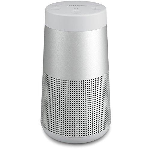 Bose SoundLink Revolve Bluetooth Speaker - Lux Grey £127.50 @ Amazon