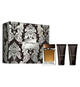 Dolce&Gabbana The One for Men 100ml Eau de Toilette Gift Set - Now £41.09 with code. Delivered @ Boots