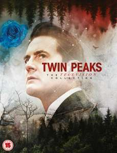 Twin peaks the television collection £34.99 @ HMV