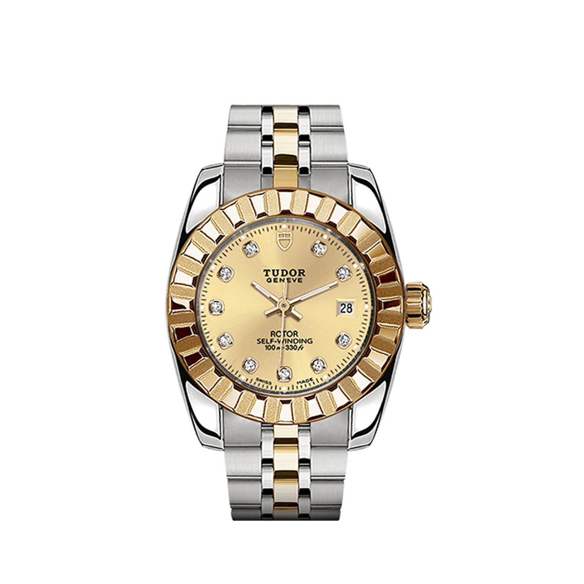 TUDOR Classic watch £2,033 at David M Robinson