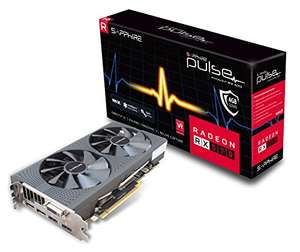 SAPPHIRE Pulse Radeon RX 570 4GB Graphics Card (Used - Good) - £116.57 Delivered @ Amazon Warehouse
