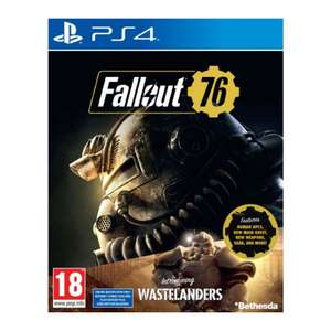 Fallout 76 Inc. Wastelanders on PlayStation 4 £5.99 delivered at Simply Games