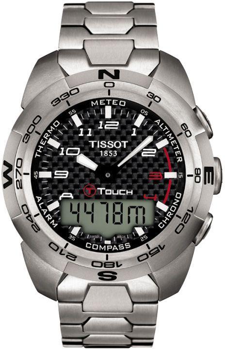 Tissot T Touch Expert Titanium Watch - £555 @ Banks Lyon