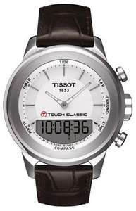 Tissot T-Touch Classic Watch £305 at Banks Lyon