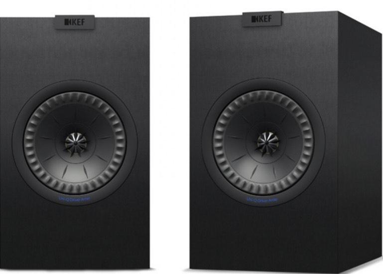 KEF Q150 Bookshelf Speaker - Black Open Box 5yr warranty - £279 @ Peter Tyson