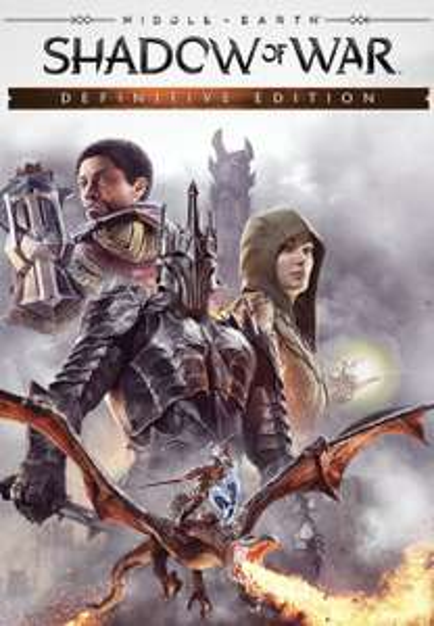 [Steam] Middle-Earth: Shadow Of War Definitive Edition (PC) - £4.69 @ CDKeys