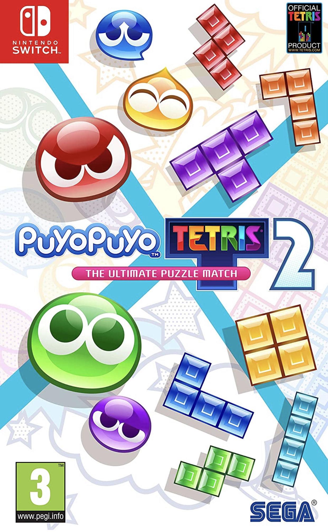 Puyo Puyo Tetris 2 (Nintendo Switch) - £22.99 @ The Game Collection