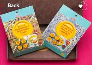 2 free packets from The Spicery via Vodafone Very Me app