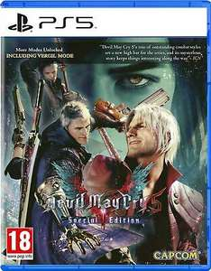 Devil May Cry 5 Special Edition PS5 £19.54 @ eBay/Boss Deals