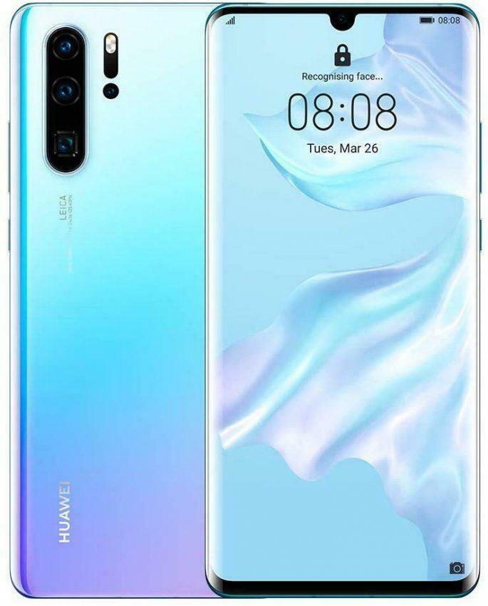 Huawei P30 Pro VOG-L09 128GB 40MP Mobile Smartphone Breathing crystal Unlocked grade B - £219.30 ebay xsitems_ltd