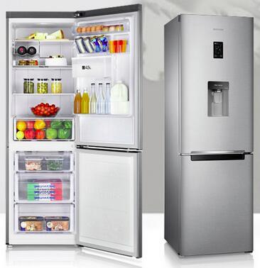 SAMSUNG RB31FDRNDSA/EU 308L 70/30 Fridge Freezer - Silver £369 delivered with ode @ Crampton&Moore / ebay