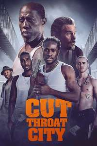 Cut Throat City (2020 Thriller, Directed by RZA) - £1.90 to rent @ Chili