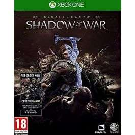 Middle-earth: Shadow of War (Xbox One) £3.95 @ The Game Collection
