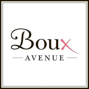 Up to 60% Off Lingerie & Nightwear Sale + Free Delivery on a £30 spend (otherwise £3.95) @ Boux Avenue
