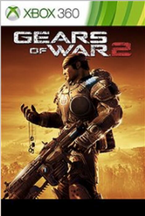 Gears of War 2 Xbox 360 - 49p at CDKeys