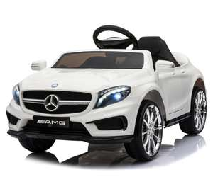 12v Kids Ride On Car Electric Licensed Mercedes Benz AMG GLA45 - £93.49 @ toyosports / eBay