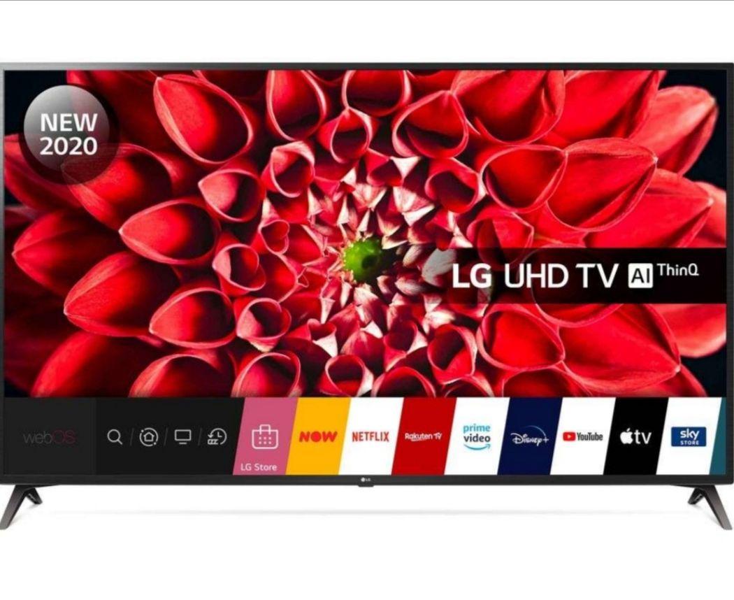 """LG 75"""" UN7100 4K UHD Smart TV 75UN71006LC - £749 @ BT Shop"""