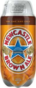 Newcastle brown sub keg £8.99 + £8.94 del at Beerwulf (UK The Sub)