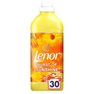 Lenor Fabric Softener reduced price £2 (Minimum Basket / Delivery Charges Apply) @ Asda