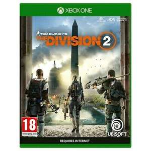 Tom Clancy's The Division 2 (XBox One) Import Copy - £3.95 @ eBay / The Game Collection