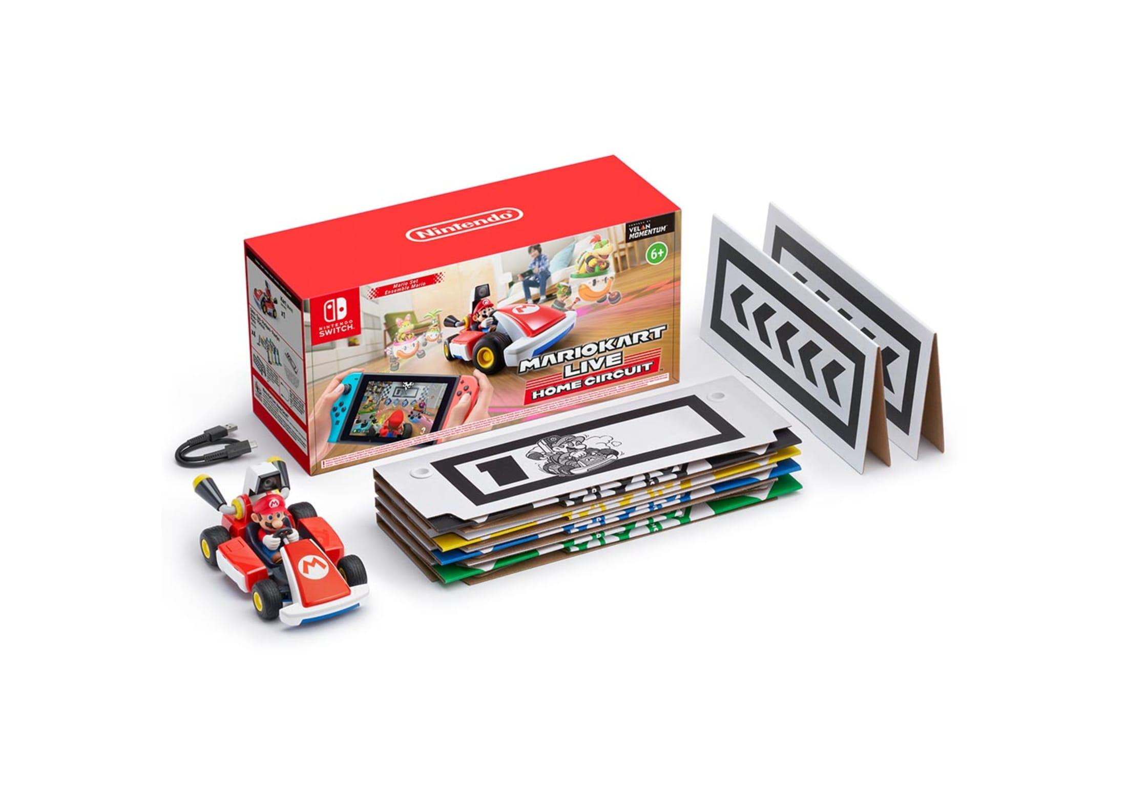 Mario Kart Live Mario or Luigi- £84.98 delivered at GAME