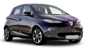 Renault Zoe £380.26 up front £198 arrangement and £182.26 a month x 36 months - total cost £7,139.62 @ LeaseLoco