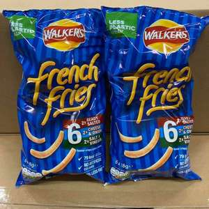 Walkers French Fries/Monster Munch Variety 6 Packs are 99p @ Lidl (Rochdale)