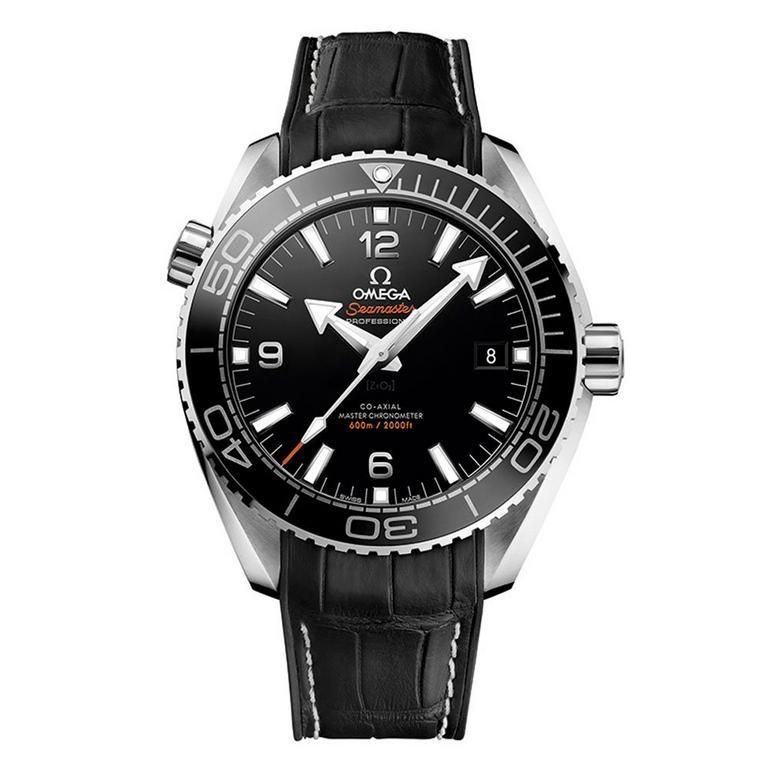OMEGA Seamaster Planet Ocean 600m Automatic Chronometer Men's Watch £4,488 at Beaverbrooks