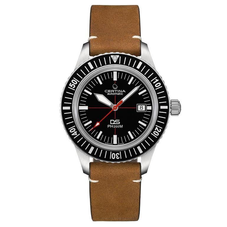 Certina DS PH200M Automatic Divers Men's Watch £531 at Beaverbrooks