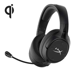 HyperX Cloud Flight S - Long-lasting battery life with Qi wireless charging - Gaming Headset £125.93 Amazon
