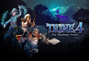 Trine 4: The Nightmare Prince Xbox - free with Games with Gold