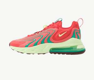 Nike Air Max 270 React Engineered Trainers Now £70 / £60 with newsletter sign up Free delivery @ Zalando