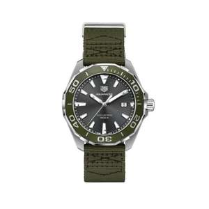 TAG HEUER AQUARACER 43MM MENS QUARTZ WATCH £950 @ Michael Spiers