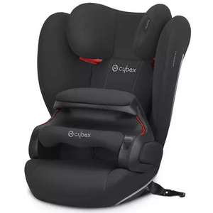 Cybex Pallas B-Fix Group 1/2/3 2in1 Car Seat Volcano Black £85 (UK Mainland) at Halfords