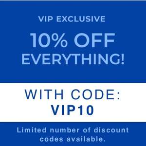 Clarks Outlet extra 10% off with VIP code.