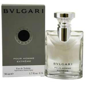 Bvlgari Pour Homme Eau de Toilette Extreme 50ml Spray £23.99 Delivered to Mainland UK with codes From Beauty Base + Free Sample
