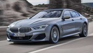 BMW 8 Series Gran Coupe 840i sDrive M Sport 4dr Auto 5k miles £533.99, 36m Initial rental £4,805.89 + admin fee £25,327.77 @ Select leasing
