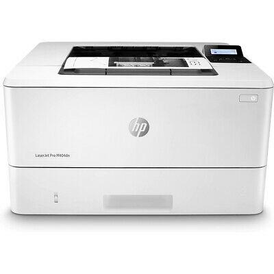 HP LaserJet Pro M404dn Mono Laser Printer £159.90 (£119.90 after cashback) @ ebay / printerlanduk