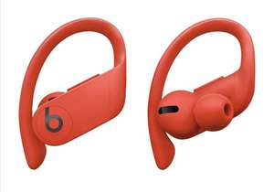 Beats Powerbeats Pro In-Ear Water Resistant Wireless Bluetooth Sports Headphones - Lava / Ivory - £143.10 With Code @ AO