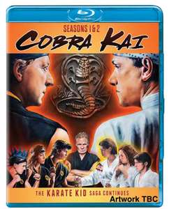 20% Off selected Sony Titles inc Cobra Kai, Karate Kid, The Boys S1 @ HMV - Free delivery over £20