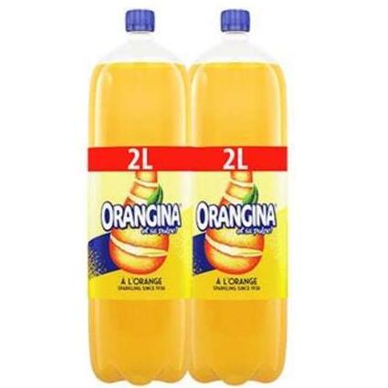 Orangina 2L Bottles are 2 for £1 @ Farmfoods