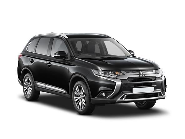 MITSUBISHI OUTLANDER 4x4 2.4 PHEV Dynamic 5dr Auto £28,413 at New Car Discount