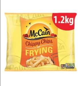 Mccains Chippy Chips 1.2Kg are 99p @ Farmfoods