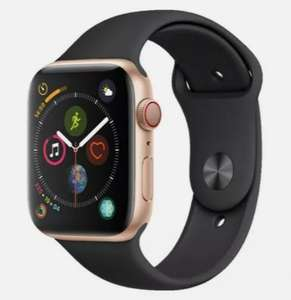 Apple Watch Series 4 40mm Gold Aluminium Refurbished Very Good Condition GPS & Cellular - £144.49 With Code @ Music Magpie / Ebay
