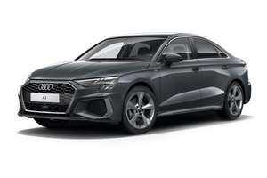 24 month Lease (6+23) - Audi A3 Saloon 35 TFSI S line 4dr 5k miles p/a - £224.99pm + £1350 initial + £150 admin = £6,675 @ Leasing Options