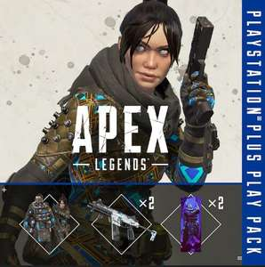 Apex Legends ™ - PlayStation® Plus game pack (PS4) - free @ PlayStation Store