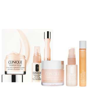 Clinique All About Moisture Gift Set - Includes 3 full size Moisture Surge items now £36.72 delivered using code @ All Beauty